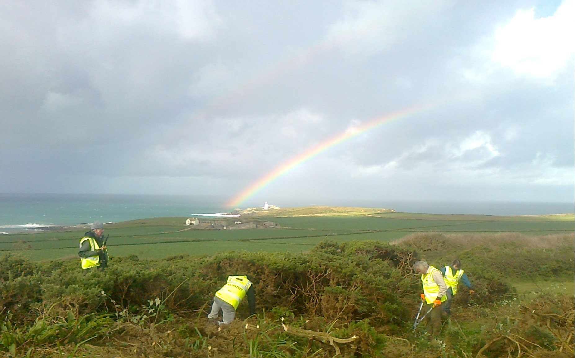 rainbow hayle towans